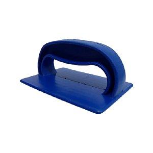 Suporte LT Para Fibra Manual 12x08 Cm Azul - Spartan