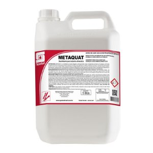 Metaquat 5 Litros Desinfetante Desengordurante Spartan