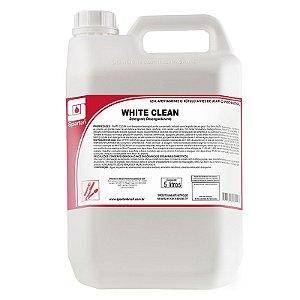 White Clean 5 Litros Detergente Desengordurante Spartan