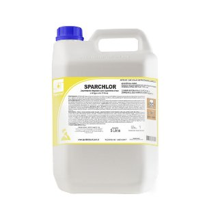 Sparchlor 5 Litros Desinfetante Hospitalar Para Superfícies Fixas Spartan