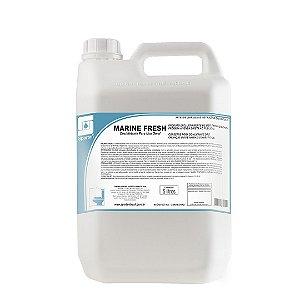 Marine Fresh 5 Litros Limpador Desinfetante Concentrado De Uso Geral - Spartan