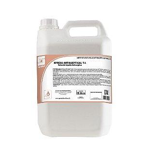 Sabonete Líquido Xpress Antissepetical T-4 5 Litros Antisséptico - Spartan