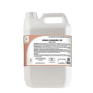 Xpress Cranberry Ice 5 Litros Sabonete Líquido Perolado Spartan