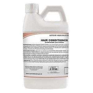Hair Conditioner 2 Litros Condicionador Para Cabelo - Spartan