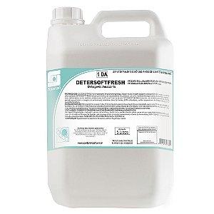 Detersoftfresh 5 Litros Detergente Amaciante Concentrado Spartan