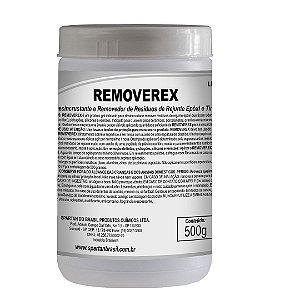 Removerex 500g Removedor De Resíduos De Tintas, Pichações E Epóxi, Etc