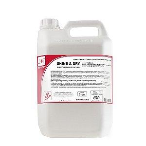 Shine & Dry 5 Litros Secante Para Máquinas de Lavar Louças - Spartan