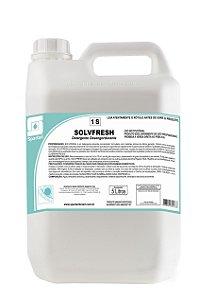 Solvfresh Detergente 5 Litros Desengordurante E Desengraxante Spartan