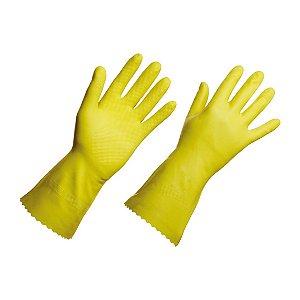 Luva Amarela Latex Vinilica Quality Standard - SuperPro Bettanin