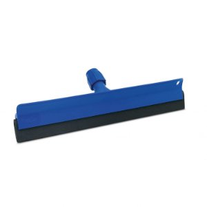 Rodo Plástico Azul Sem Cabo Profissional AZ 45Cm SuperPro Bettanin
