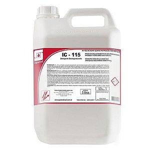 IC-115 5 Litros Detergente Desengordurante Spartan