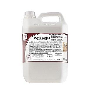Caustic Cleaner 5 Litros Desincrustante Alcalino Spartan