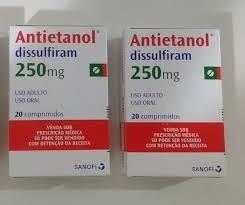 ANTIETANOL 250MG - 20 COMPRIMIDOS