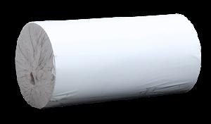 Papel Pedras Brancas Rolo 40 cm - 30g - Papel de Embrulho