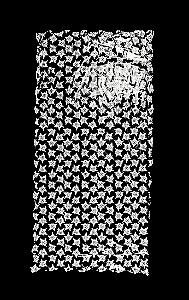 Fundo para Bolos e Tortas - 20x40 cm  Branco