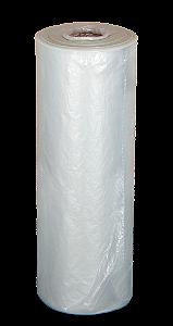 Saco Plástico Picotado Bobina 17x31 - 1KG
