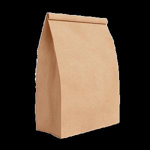 Saco Kraft Liso - SOS 5kg