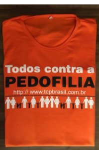 Camiseta TCP Laranja