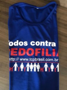 Camiseta TCP  Azul