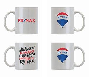 Caneca em cerâmica sublimada REMAX 300ml