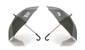 Guarda-chuva Pongee 190T. Varetas em fibra de vidro à prova de vento. ø1040mm - 99145