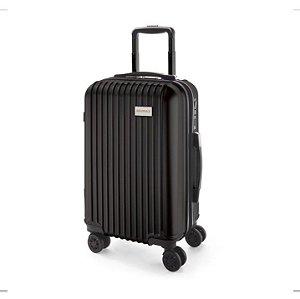 Mala de viagem executivo preta ABS REMAX - 92159