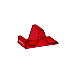Suporte de celular acrílico vermelho RE/MAX - 1093