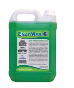 ENZIMAX 6  - DETERGENTE MULTI-ENZIMÁTICO PARA LIMPEZA