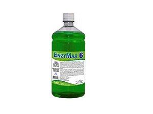 ENZIMAX 6  - DETERGENTE MULTI-ENZIMÁTICO PARA LIMPEZA - FRASCO 1LT