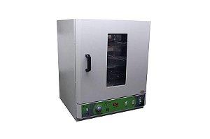 ESTUFA MICROPROCESSADA CULTURA BACTERIOLÓGICA - SX1.0 DTMC - 21 litros