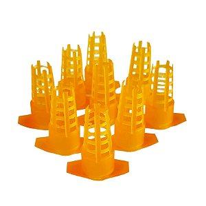 Kit Protetor De Realeira Grande 3,7 Centímetros - 24 Unidades