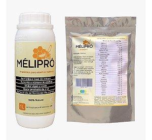 Combo MeliPró AminoVit Suplemento  + MeliRró Aditivo Probiótico  - 1kg +1L
