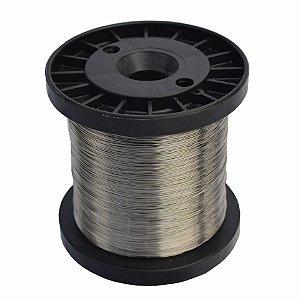 Carretel de Arame De Aço Inox Para Quadro de Ninho e Melgueira -  420 Gramas