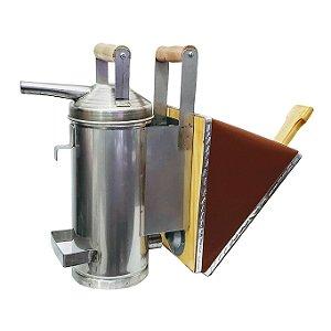 Fumegador De Aço Inox Para Apicultura 5 Litros IMS