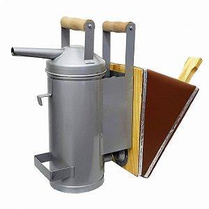 Fumegador De Aço Carbono Para Apicultura 5 Litros IMS