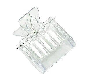Clipe Plástico Pegador de Abelha Rainha