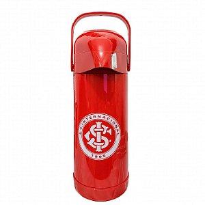 Garrafa Térmica Magic Pump SC Internacional - 1L