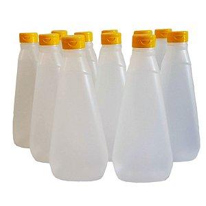 Bisnaga De Plástico Para Embalar Mel de 1 Kg - 126 UN