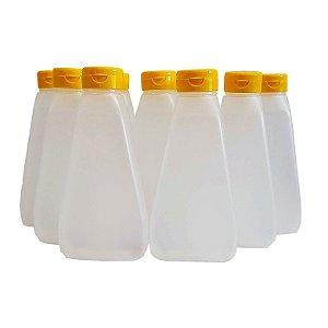 Bisnaga De Plástico Para Embalar Mel de 500 Gramas - 200 UN