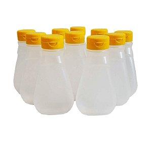 Bisnaga De Plástico Para Embalar Mel de 280 Gramas - 360 UN