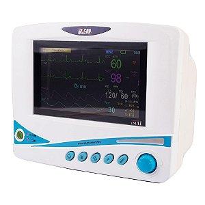 Monitor de Sinais Vitais MX 500 Multiparamétrico
