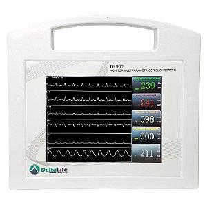 DL900 Monitor Multiparamétrico Veterinário