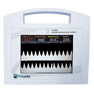 DL430 Monitor Cirúrgico Veterinário