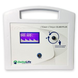 DL400 Monitor Cirúrgico Oxipet Plus Veterinário