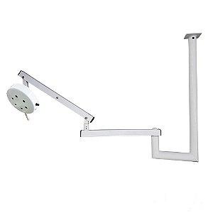 Foco Cirúrgico 6 LED de Parede