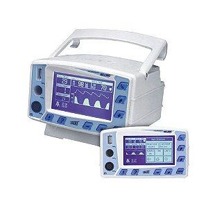 Oxicapnógrafo MX 200
