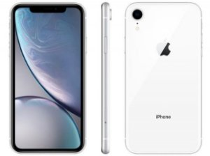 iPhone 11 64GB Branco iOS 4G Câmera 12MP - Apple