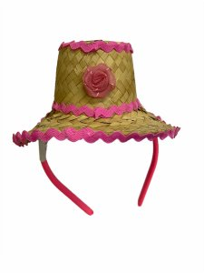 Arco Chapeuzinho Rosa- Festa Junina