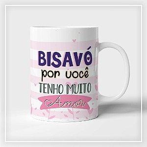 Caneca Personalizada - Bisavó