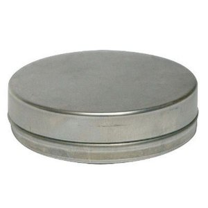 Latinha de Metal 5 cm c/ 10 unidades